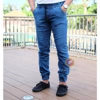 Celana Panjang Joger Jeans Premium Pria 6389 Good Quality