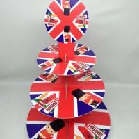 cupcake stand london / cupcake tier london / cupcake stand custom