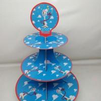 cupcake stand forky / cupcake tier forky / cupcake stand custom