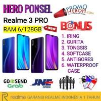 REALME 3 PRO RAM 6/128 GB GARANSI RESMI REALME INDONESIA
