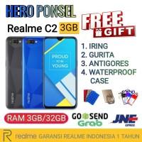 REALME C2 RAM 3/32 GB GARANSI RESMI REALME INDONESIA