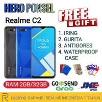REALME C2 RAM 2/32 GB GARANSI RESMI REALME INDONESIA