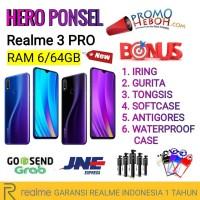REALME 3 PRO RAM 6/64 GB GARANSI RESMI REALME INDONESIA