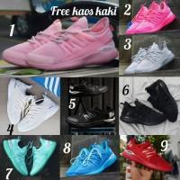 Adidas Alphabounce Sports size 36 - 40 sepatu wanita olahraga sekolah