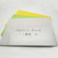 Artemedia Sketch Book A5 / 150gsm 30sheets