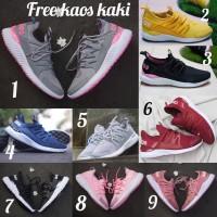 Adidas Alphabounce size 36-40 sepatu wanita olahraga sport lari hitam