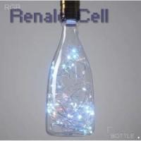 Lampu Bohlam Dekorasi RGB LED Bulb String E27 1.8W Bottle
