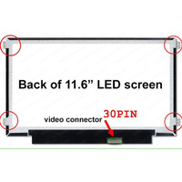 LCD LED 11.6 Laptop Asus X200 X200C X200CA X200M X200MA 30PIN