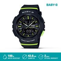 Casio Baby-G Jam Tangan Digital Analog Wanita BGA-240-1A2DR Black Ori