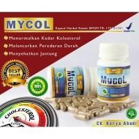 Obat Kolesterol Tinggi MYCOL Herbal Resmi BPOM