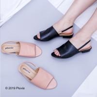 Pluvia - MANDY Sandal Flat Wanita