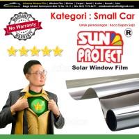 Kaca Film Mobil Sunprotect / Small Car / Kaca Depan / Kacafilm