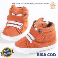 TokoDedee-Sepatu Bayi Laki Laki Perempua/Sepatu Sneakers Bayi Lucu