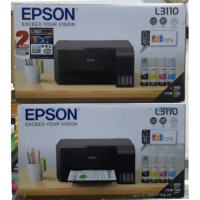 Printer EPSON L3110 L 3110 ink tank all in one Print Scan Copy