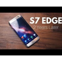Samsung S7 Edge - Garansi Resmi SEIN - Silver