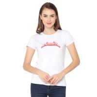 MOSIRU Tshirt Cewe Spandek Premium Atasan Kaos Wanita Indonesia