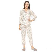 MOSIRU Piyama Wanita Setelan Baju Tidur Pajamas Termurah PP 102D
