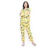 MOSIRU Piyama Wanita Setelan Baju Tidur Pajamas Termurah PP 105A
