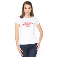 MOSIRU Tshirt Wanita Rayon Spandex Premium Baju Cewek Indonesia