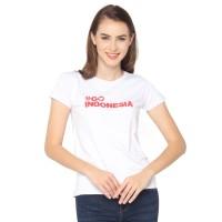 MOSIRU Baju Atasan Cewe Spandek Premium Tshirt Wanita Indonesia