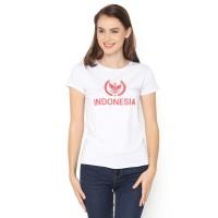 MOSIRU Baju Atasan Cewe Spandek Premium Kaos Wanita Indonesia