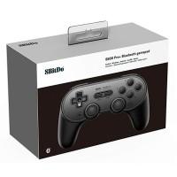 8Bitdo N30 Pro+ Bluetooth Gamepad (Black Ed.) (Switch/PC/Android/iOS)