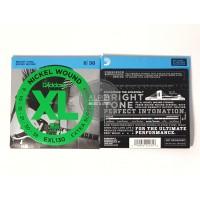 Senar Gitar Electric D' Addario XL EXL130 Extra Super Light (Original)
