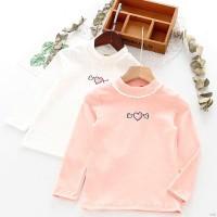 Baby Girl Cute Long Sleeve T-Shirts Kids Tops Shirts Casual Blouse