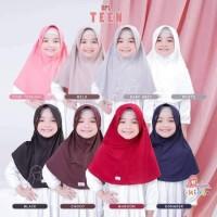 Miulan Bergo Teen - Bergo kids jilbab anak SD kerudung ngaji jersey
