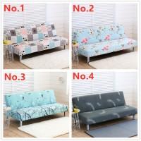 DD GL Sarung Bed Cover Ukuran Queen Size Bahan Elastis Dapat Dilipat