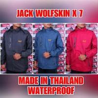 Jaket Gunung Outdoor Jack Wolfskin X 7 Big Size Waterpr