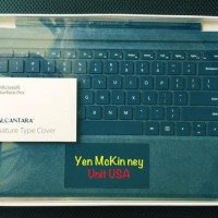ALCANTARA Microsoft Surface Pro 5 Signature Type Cover Stain Resistant
