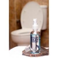 Q-san toilet seat sanitizer