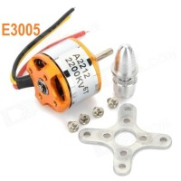 Brushless Motor A2212 2200KV Outrunner Motor Dinamo Drone RC Aircraft