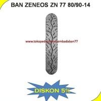 Ban Motor Matic Zeneos Zn 77 80/90-14 Item Laris