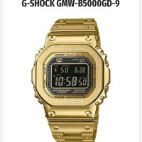 Casio G-shock GMW-B5000-GD-9 GOLD Original