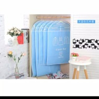 Cloth Dust Cover / Cover Pakaian / Sarung Pakaian 1 set isi 5 pcs M512