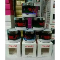 Speaker Bluetooth ORI Original Mini LED C1 Motif Mobil Praktis