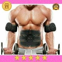 Alat Instan Body Sixpack / gym fitnes smart fitness exercicer