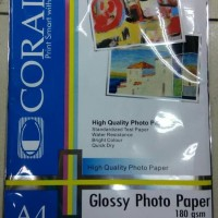 HOT SALE Glossy Photo Paper 180g Coral