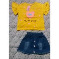Baju Anak Set Rok