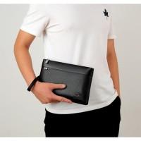 W12 Business Clutch Model Roma Tas tangan Handbag Dompet Pria