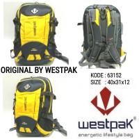 Tas sekolah ransel backpack pria westpak 63152 baru murah