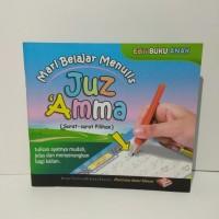 Mari Belajar Menulis Juz Amma