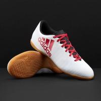 Sepatu Futsal Adidas X Tango 17.4 In White Sports Olahraga Original