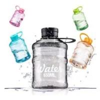 Botol Minum Galon Mini 650ml / Water Food Grade Lucu Kecil Unik H85