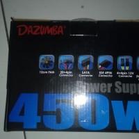 POWER SUPPLY 450WATT DAZUMBA
