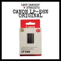 BATERAI BATTERY CANON LP-E6N LPE 6 LPE6 ORIGINAL FOR EOS 60D 70D 7D 5D