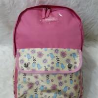 Fashion Anak / Fashion Wanita / Tas anak /Backpack Oxygen - BIRD (NEW)