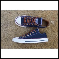 OPEN DS SPESIAL PROMO!! SEPATU CONVERSE ALL STAR OX CLASIC TALI TAN